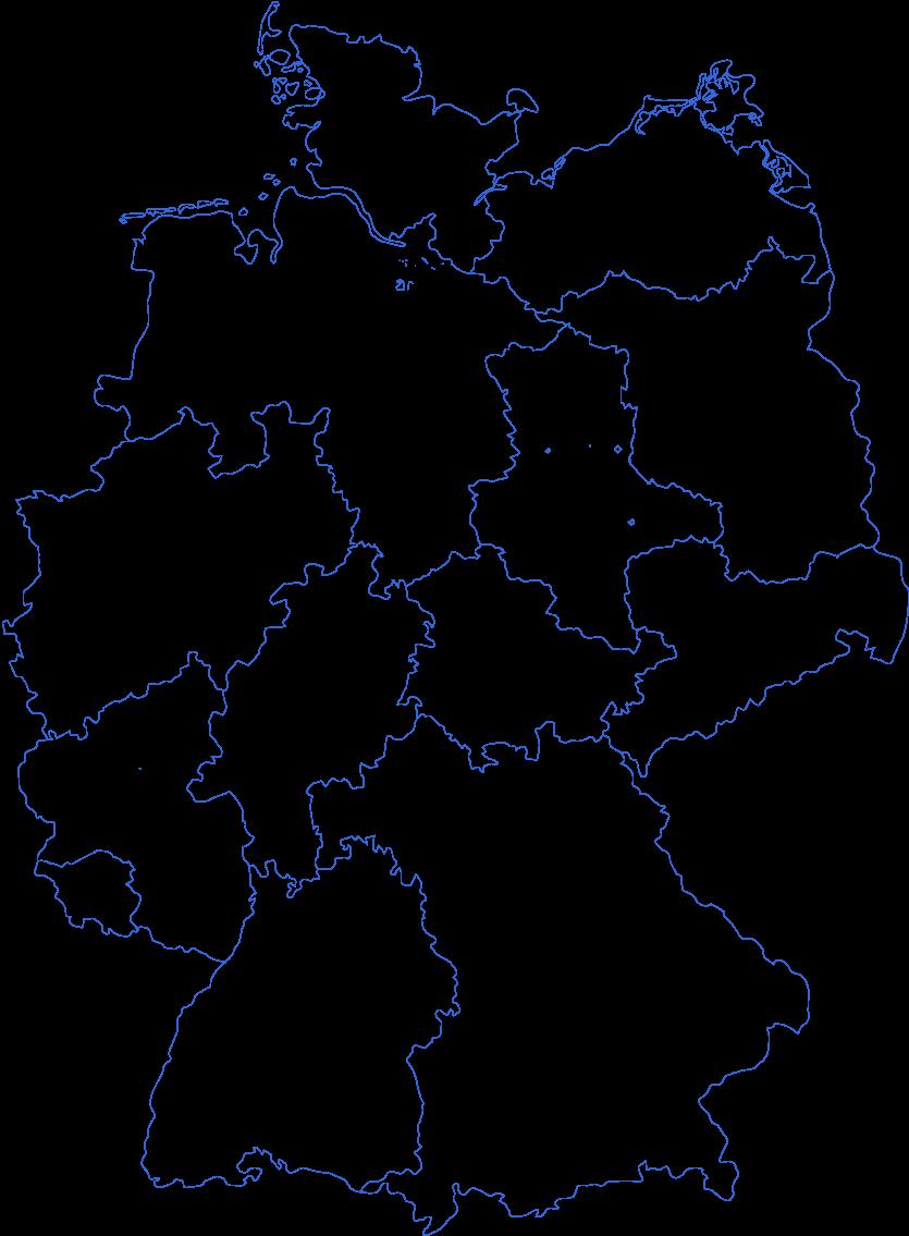map-deutschland