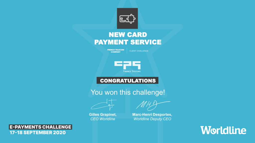 French Telecom Company Business Challenge: New Card Payment Service