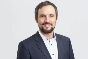Dr. Martin Berger, Geschäftsführer der CPG Finance Systems GmbH